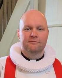 Sr. Alfreð Örn Finnsson